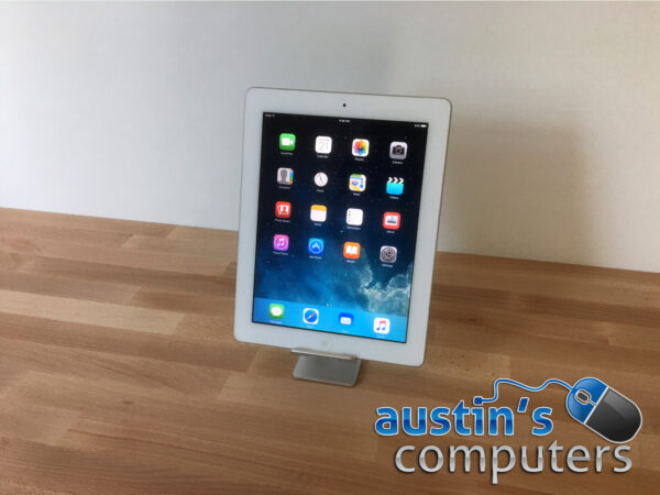 iPad 2 White 32GB WiFi 1