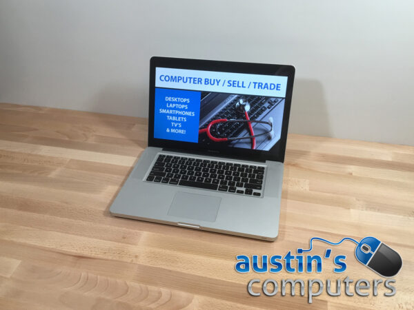 Macbook Pro 15″ (Maxed Out!) 1