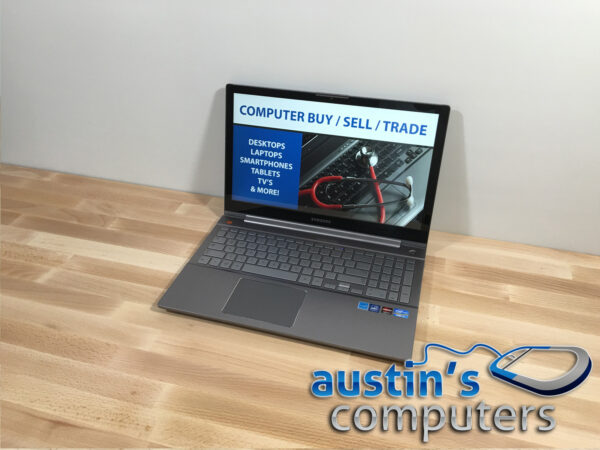High End Samsung Laptop w/ Touch Screen 1