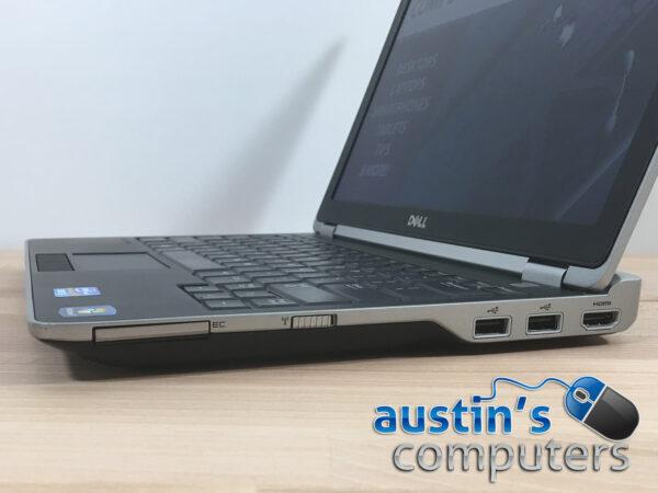 """Mini Dell Latitude 12.5"""" Business Class Laptop w/SSD"""
