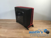 Black & Red Window Custom Built Desktop Computer 4